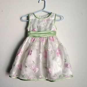 9M Infant Girl Formal Dress